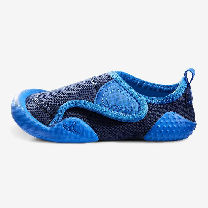 Chaussons 500 BABYLIGHT GYM bleu