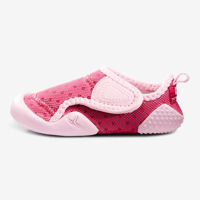 Babylight Baby Gym Shoes - Fuchsia Pink