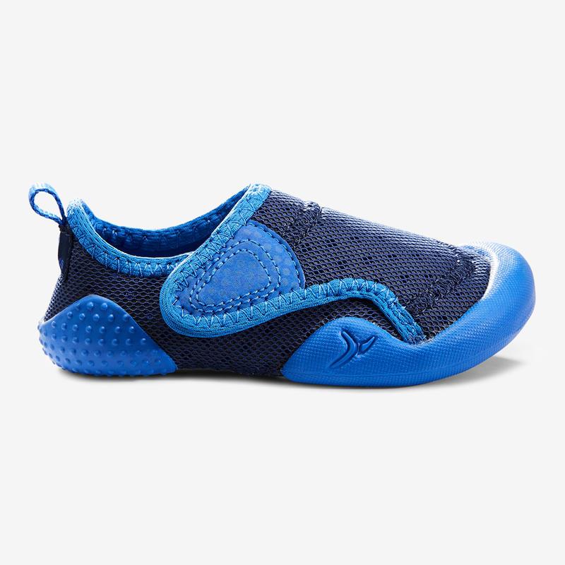 Chaussons 500 BABYLIGHT GYM bleu