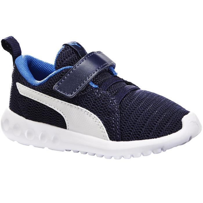 Para llevar Reino filtrar  Zapatillas Puma Bebé primeros pasos BB Boy 2018 azul marino talla 20 al 27  PUMA | Decathlon