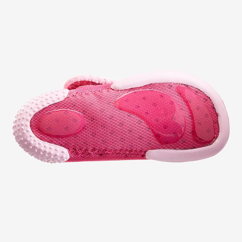 500 Babylight Gym Shoes - Fuchsia Pink