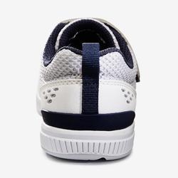 Gymschoentjes 560 I Move Breath wit marineblauw