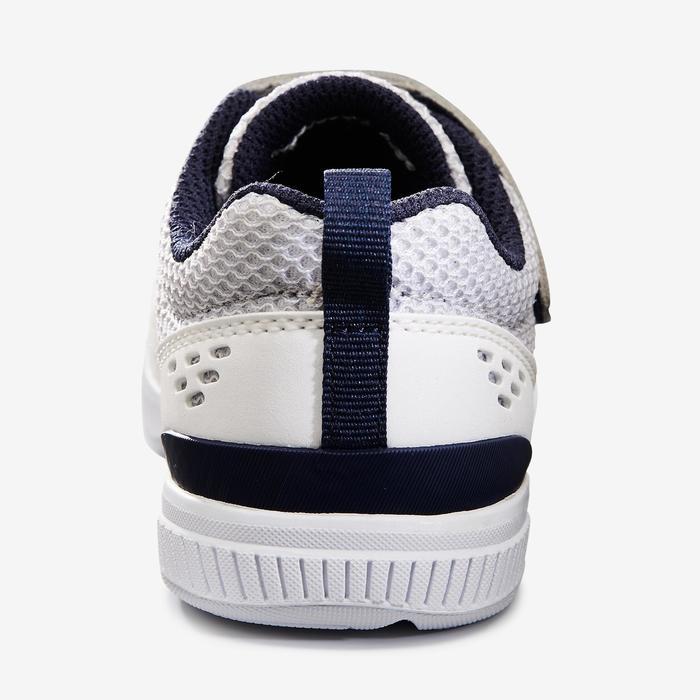 Gymschoentjes 560 I Move Breath wit/marineblauw