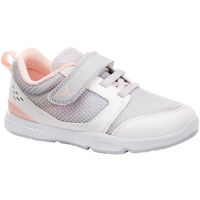 Gymschoentjes I Move Breath wit roze