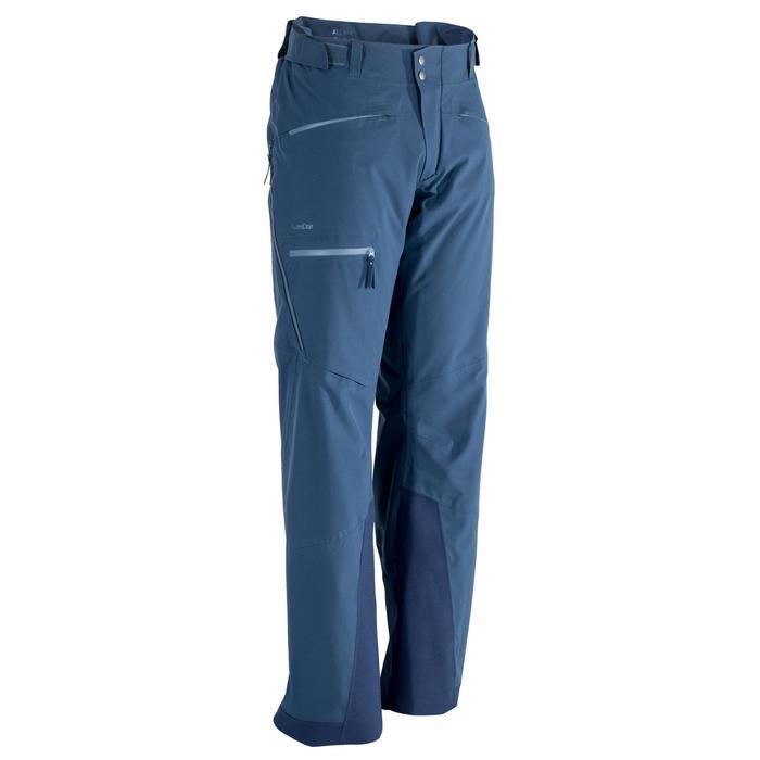 Skibroek voor heren All Mountain AM900 blauw