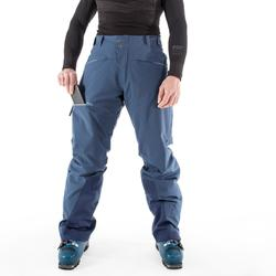Pantalón de Ski All Mountain hombre AM900 azul