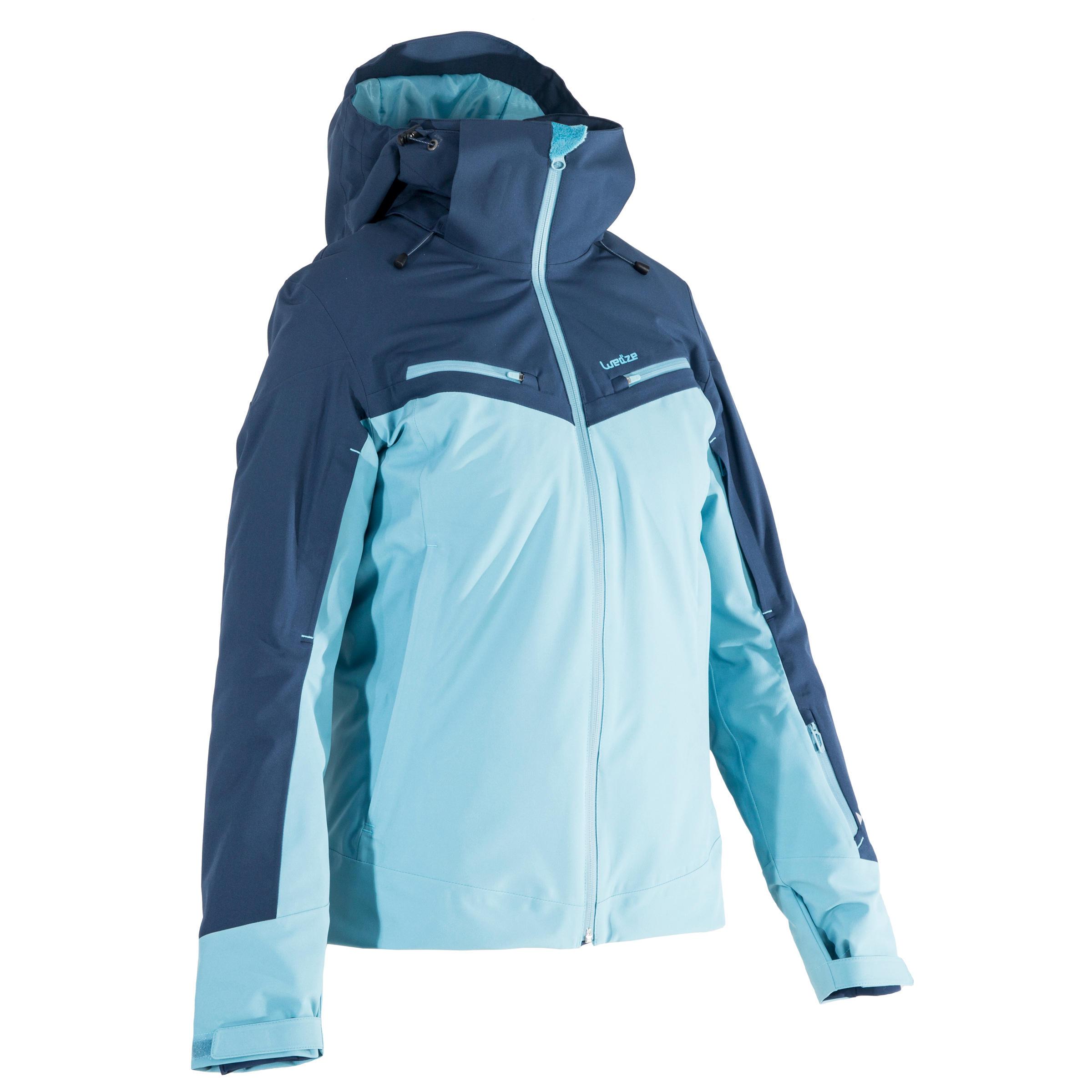 Manteau de ski toute montagne femme AM900 Bleue