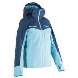 Chaqueta de Esquí All mountain Wed'ze AM900 Azul