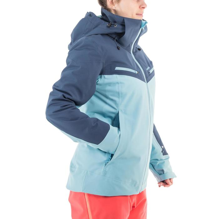 Skijacke All Mountain 900 Damen blau
