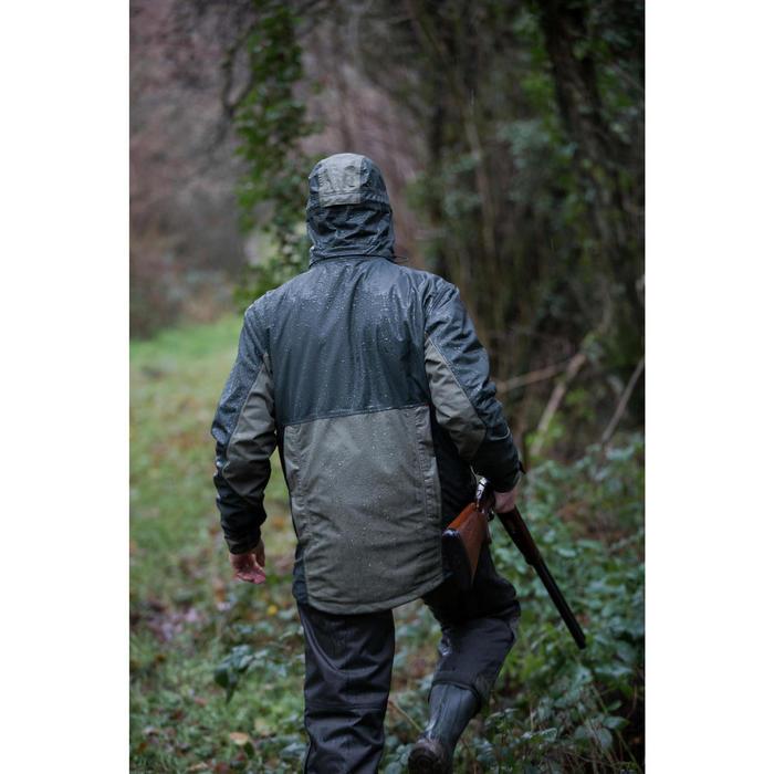 Jagdhose wasserdicht Renfort 500 grün