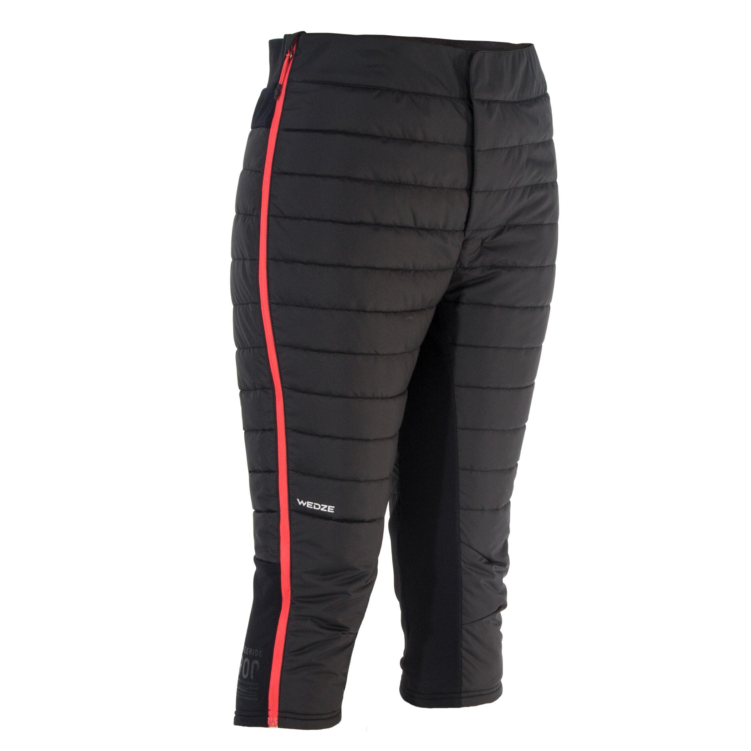 Skiunterhose SFR 900 Damen schwarz | Sportbekleidung > Funktionswäsche > Thermounterwäsche | Grau | Wed´ze