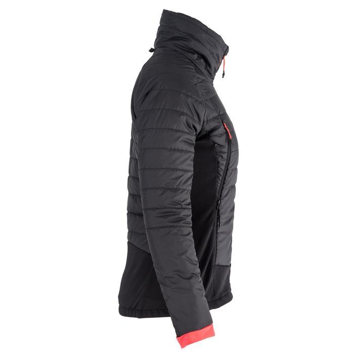 Sous-veste doudoune de ski freeride femme SFR 900 noire