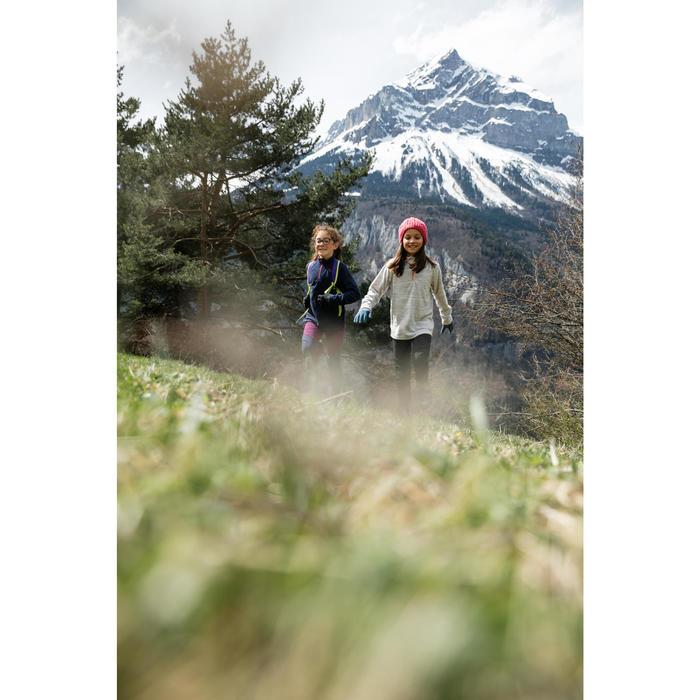 Warme wandellegging voor kinderen SH100 Warm 7-15 jaar