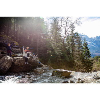 Polaire de randonnée Garçon Hike 100 - 1496022