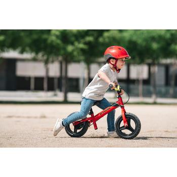 Kinderlaufrad 10 Zoll Run Ride 520 MTB rot
