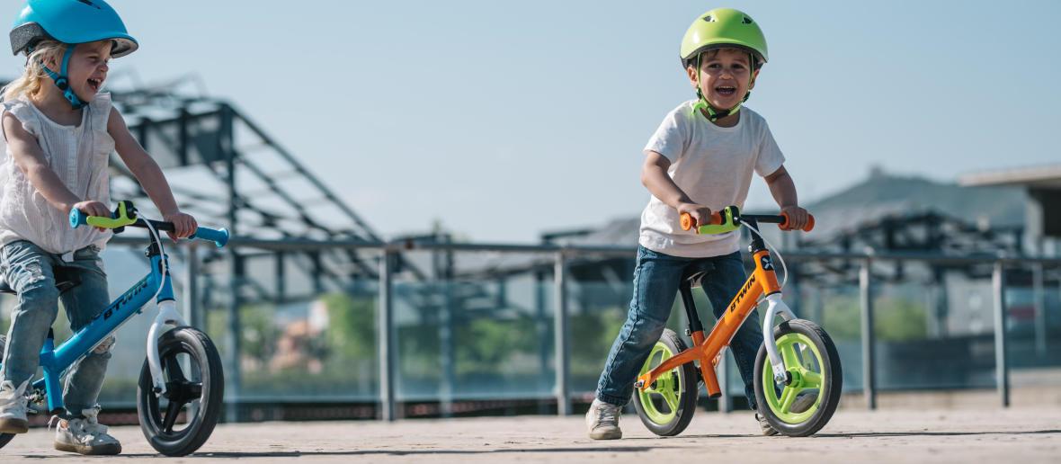 quelle taille de vélo enfant choisir