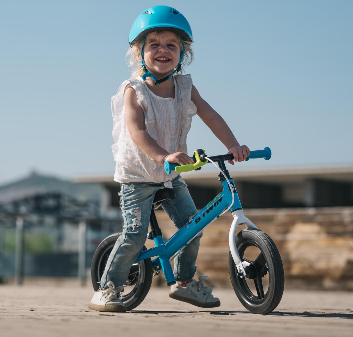 兒童自行車|孩子探索世界的開始:如何選擇滑步車?