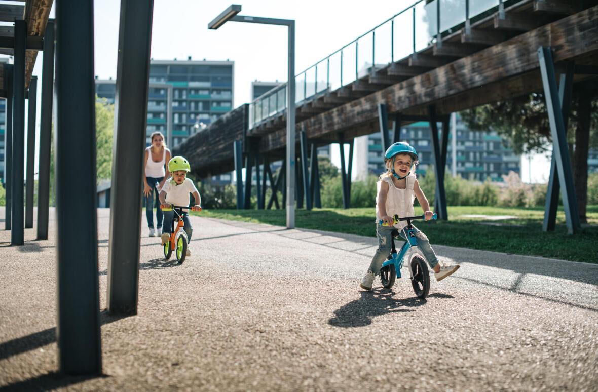 Vélos filles, vélos garçons, quelle différence ?