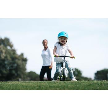 Draisienne enfant 10 pouces Run Ride 100 Blanche - 1496600