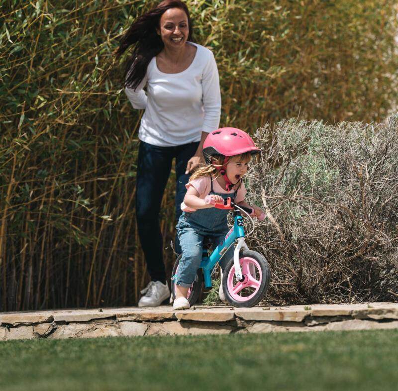 Je kind zin geven om te leren fietsen