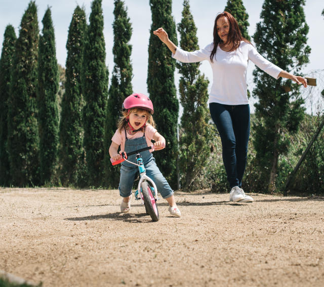 Donner Envie A Votre Enfant De Faire Du Velo Decathlon Conseils