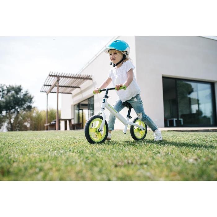 Draisienne enfant 10 pouces Run Ride 100 Blanche - 1496712