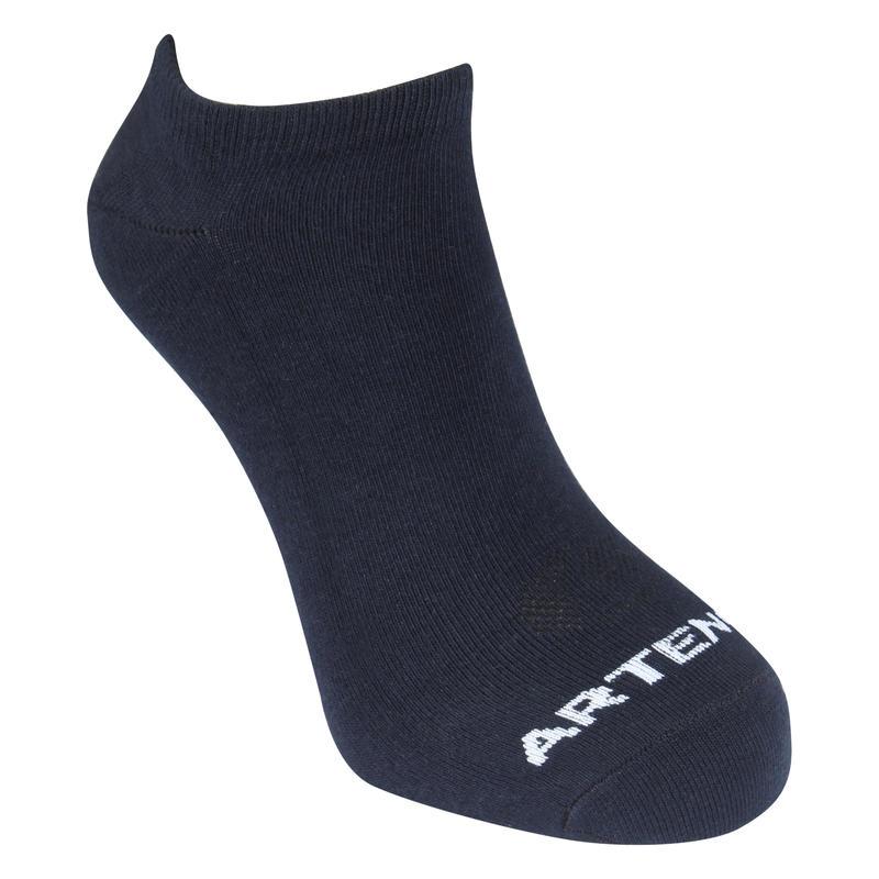 ANKLE SOCKS FAKE BLUE - RS160