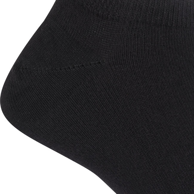 ANKLE SOCKS BLACK - RS160