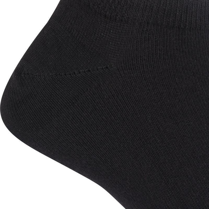 ANKLE SOCKS BLACK - RS160