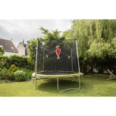 trampoline essential 300 filet de protection domyos by decathlon. Black Bedroom Furniture Sets. Home Design Ideas
