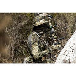 Jagdhut 500 D Atmungsaktiv Camouflage Furtiv
