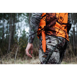 Couteau chasse Fixe SIKA 100 GRIP Orange