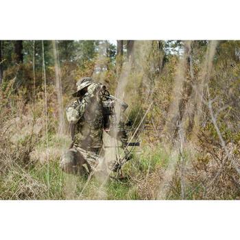 Jagd Langarmshirt BGS900D Geräuscharm Pirsch Merino 900 Furtiv