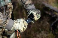 Sika 100 Grip Fixed-Blade Knife Black