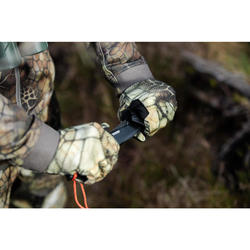 Couteau chasse Fixe SIKA 100 GRIP Noir