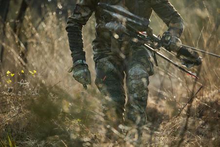 Pantalon Chasse Silencieux Respirant 900 camouflage FURTIV