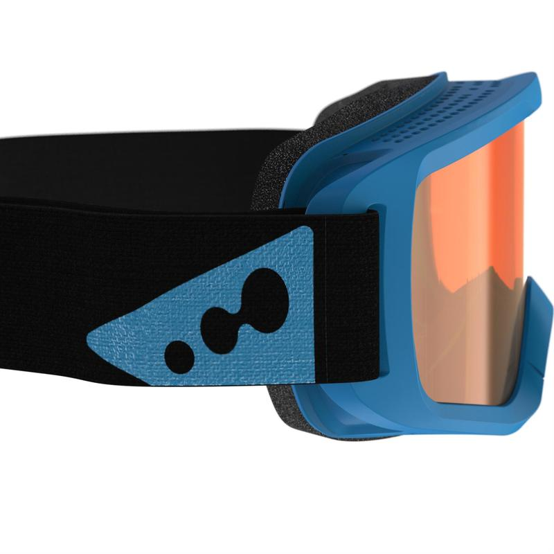 3d41e966a96 G 120 SKIING AND SNOWBOARDING GOGGLES ADULT AND CHILDREN GOOD WEATHER BLUE