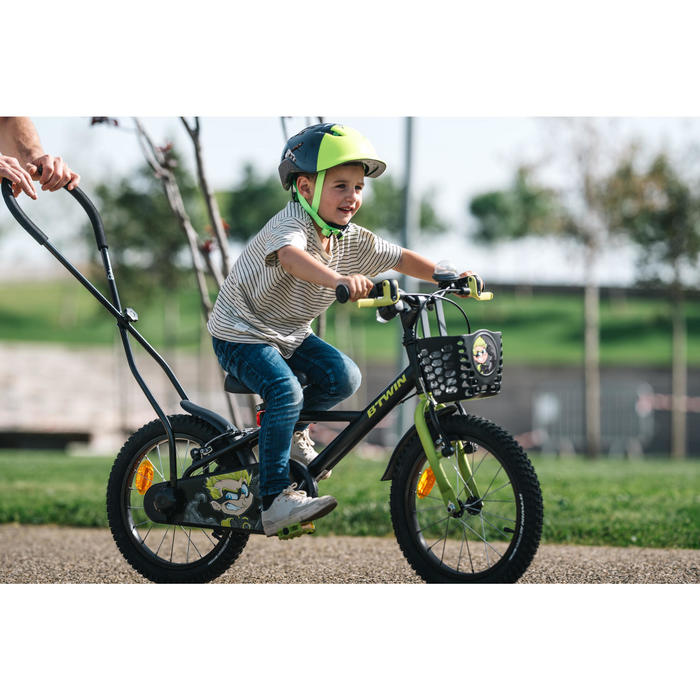 BARRE D'APPRENTISSAGE de l'équilibre pour vélo enfant 14 et 16 pouces BTWIN - 1497576