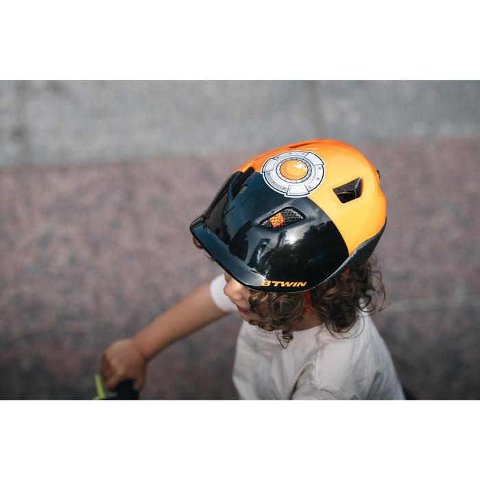 Fietshelm voor kinderen 520 Robot