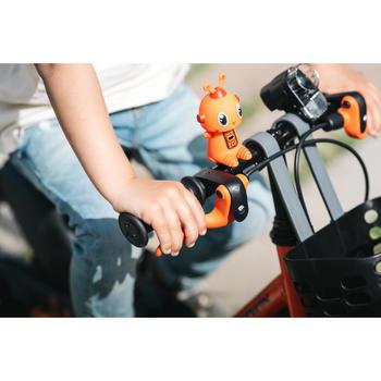 Toeter voor kinderfiets robot