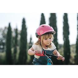 Casco para bicicleta infantil 500 ROSA