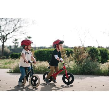 Fahrradhelm KH 500 Kinder rot
