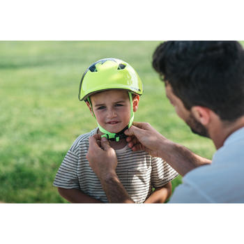 Fahrradhelm Kinder 520 Heroboy