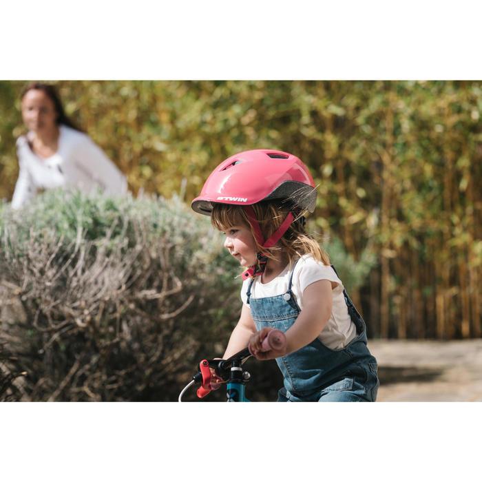 Casque vélo enfant 500 ROSE