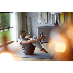 Legging 560 Pilates Gym douce homme gris clair