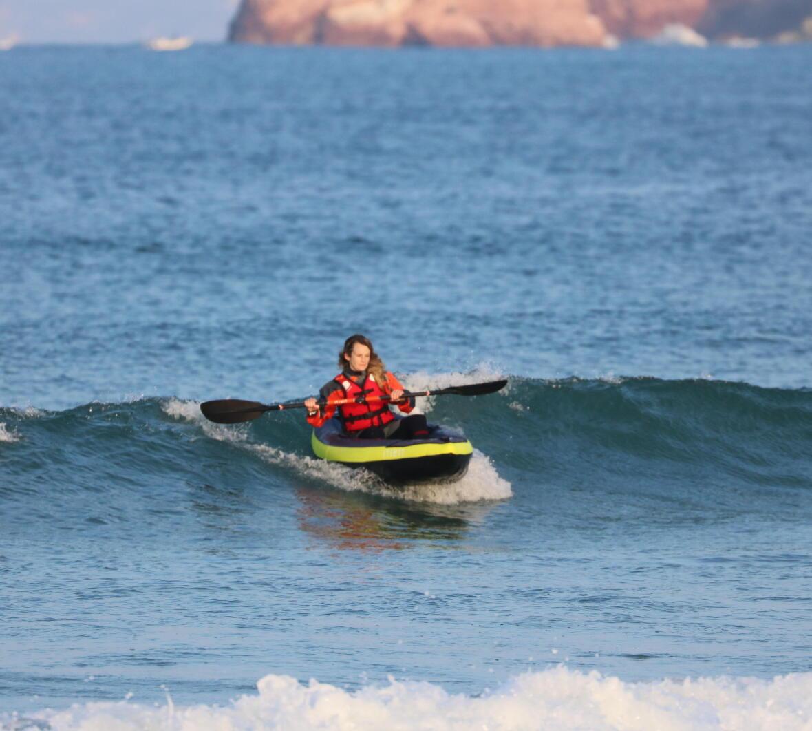 kayak tide