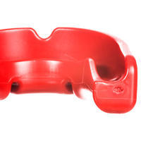 Protège dents rugby adulte R100 rouge