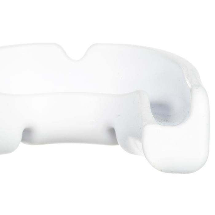 Mundschutz Rugby 100 Erwachsene weiß