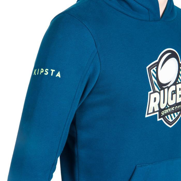 Rugby hoodie voor kinderen