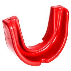 Mundschutz Rugby 100 Erwachsene rot